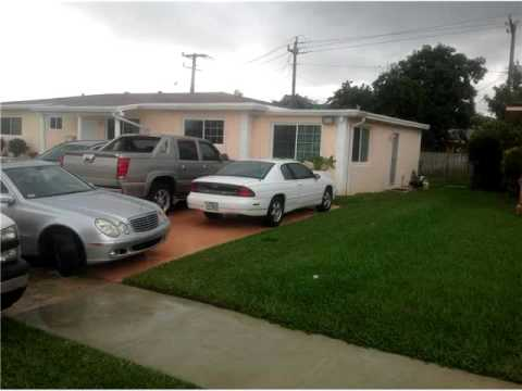 10 NW 189 ST,Miami Gardens,FL 33169 House For Sale