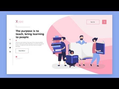 website-ui-design-tutorial-|-full-website-ui-design-in-adobe-xd-|-web-designing
