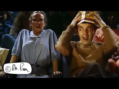 At the Movies | Mr. Bean Official