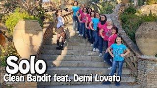 Clean Bandit Solo feat. Demi Lovato - Ballo Coreografico di Gruppo 2019.mp3
