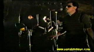 Front 242 - Don't Crash (Live Brussels 1985)  [HQ]