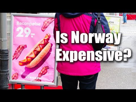 Is Traveling to Norway Expensive?