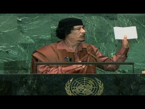 U.N.'s most memorable moments