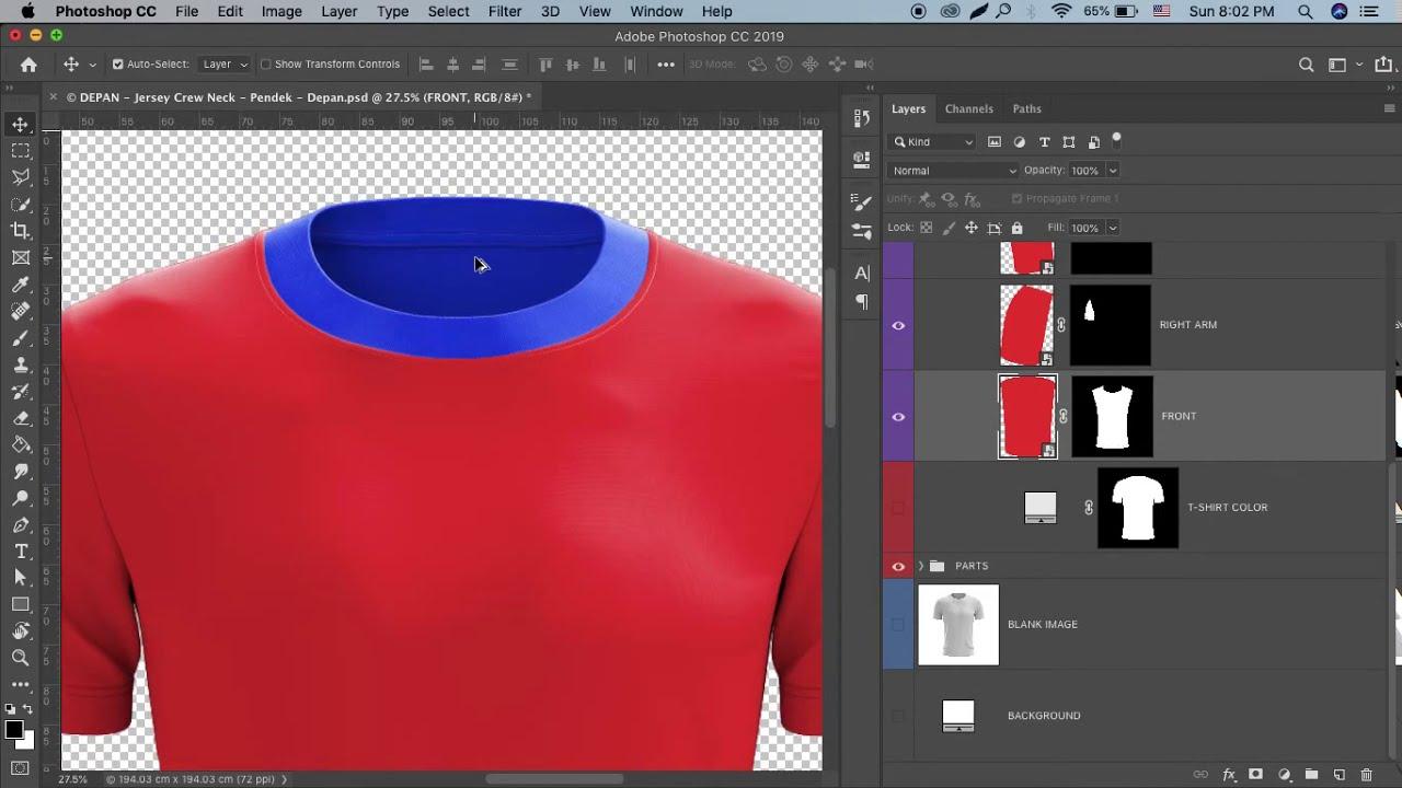 Download Mockup Baju Kerah Yellowimages