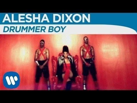 Alesha Dixon - Drummer Boy [OFFICIAL MUSIC VIDEO]