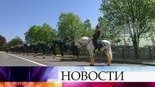 Церемония инаугурации президента РФ пройдет в Кремле в седьмой раз.