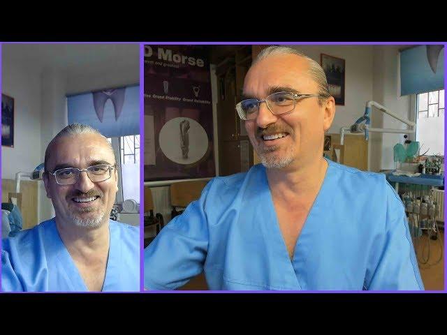 Trecerea de la o lucrare mobila la una fixa pe implanturi dentare