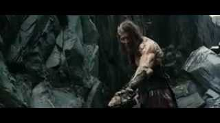 Clash of the Titans (2010) - Perseus and Calibos Fight; Io