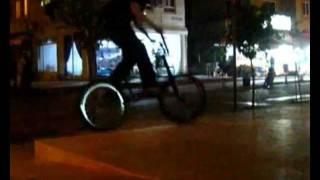 BMX / STREET Emre Secer 2011
