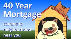 Vancouver Real Estate 05 40 Year Mortgage