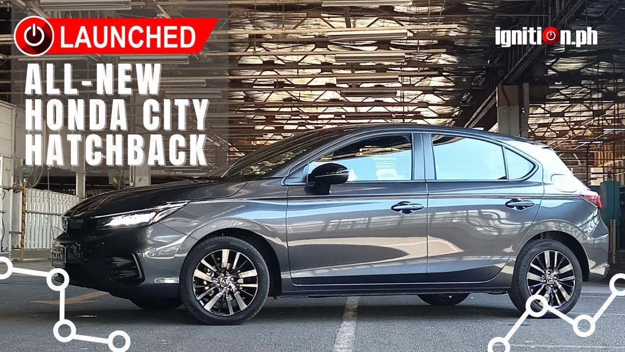 2021 All New Honda City Hatchback  - ignitionPH
