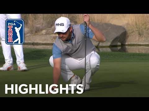 Andrew Landry's Winning Highlights From The American Express 2020