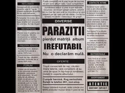 Parazitii - O stare de spirit( 1H version){pt.iov}