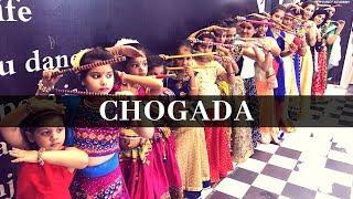 Chogada | Loveyatri | Dance choreography | Saraswati Dance Academy Roorkee