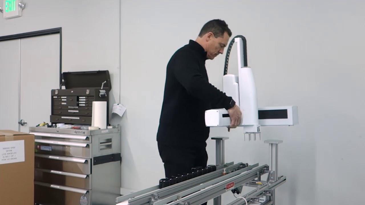 Cartesian robot PP100 XYZ PP00-MA-00131-S