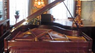 Sonata, opus No. 2, 1st & 2nd movement (Korngold) played by Rudolph Ganz