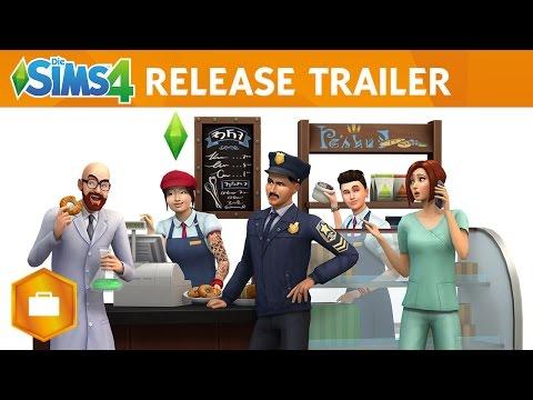 Die Sims 4 An die Arbeit!: OFFIZIELLER RELEASE TRAILER