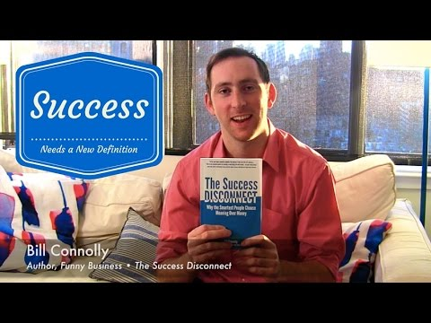 Success Disconnect | A New Definition For SUCCESS