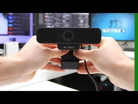 Le TOP de la Webcam FullHD ! - Logitech C920-C