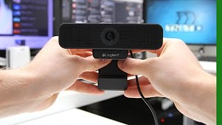 Le TOP de la Webcam FullHD ! - Logitech C920-C