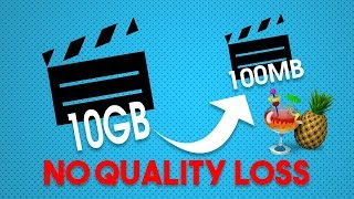 Compress Your Video Without Losing Quality   Handbrake Tutorial screenshot 3