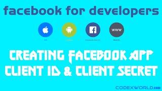 How to Create Facebook App, App ID, and App Secret