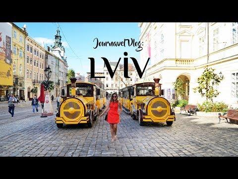 Lviv 2017 | Journavel Vlog | Pasaportsuz, Vizesiz, Kimlikle Ukrayna/Lviv