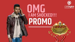 RITA RAM - COMEDY CHAMPION S2 TEASER || OMG I AM SHOCKED !!!