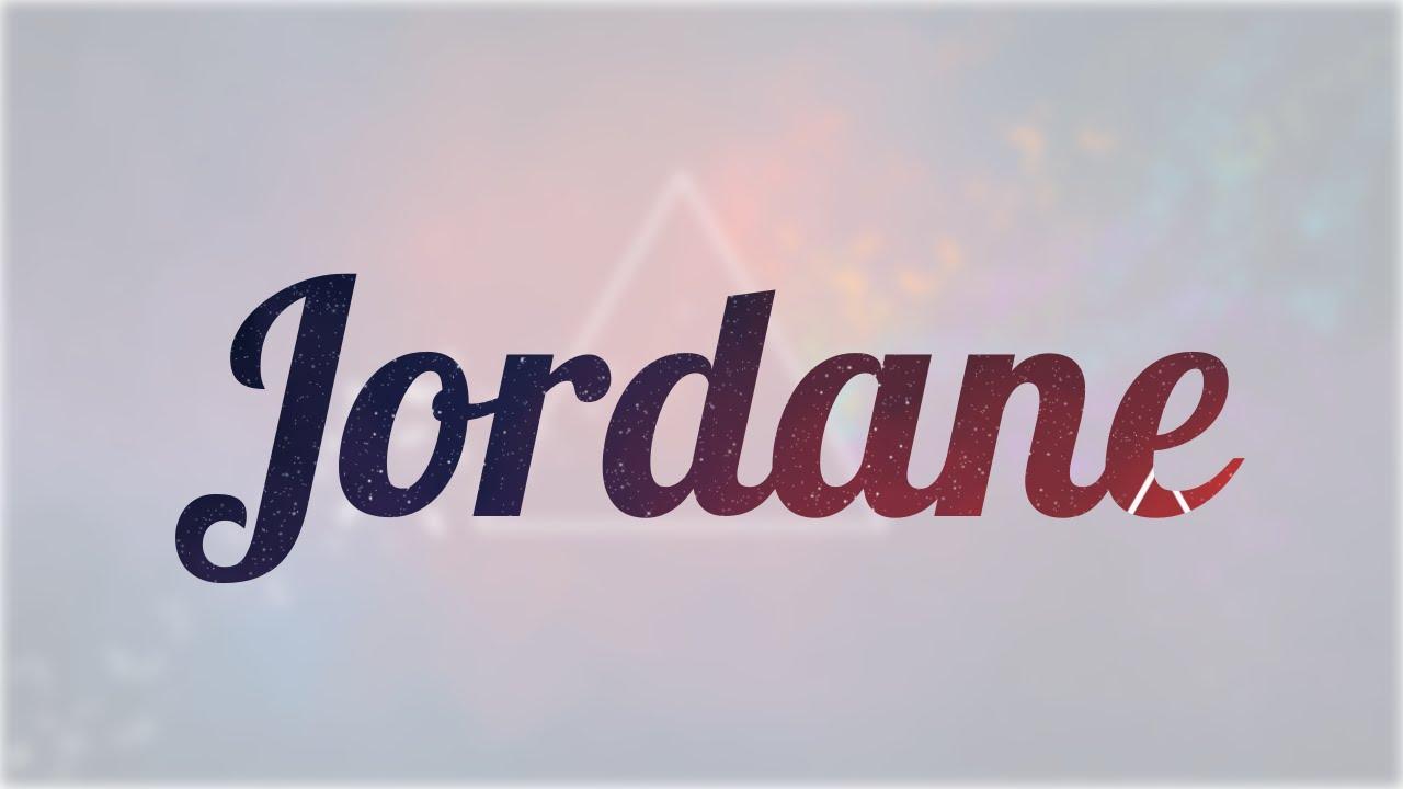 jordan nombre significado
