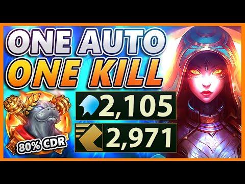 *83 KILLS!!* 2,000+ AP SONA KILLS EVERYONE (2,971 MOVESPEED) - BunnyFuFuu | League of Legends