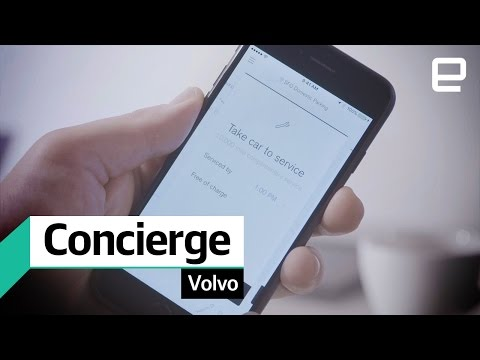 Volvo Concierge: First Look