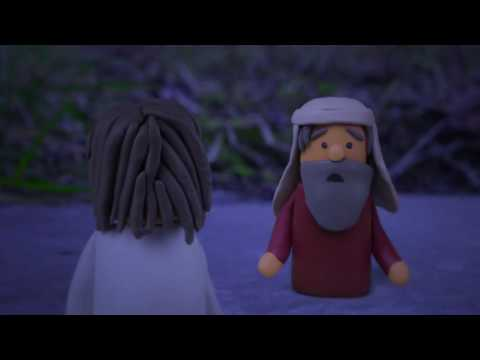 Jesus Met Nicodemus