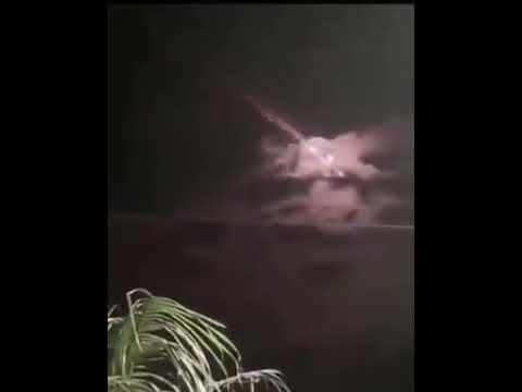 Meteorito fue visto en lima y Ica