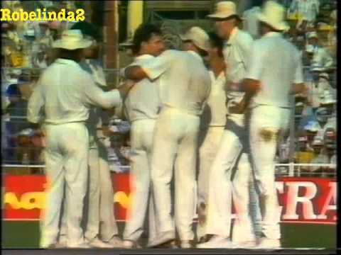 *THE FINAL* 1987 WORLD CUP  Australia v England