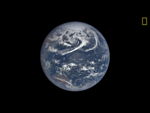 縮時攝影:從外太空看地球7個珍貴畫面