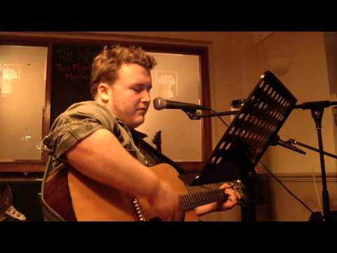 Folsom Prison Blues performed by Mike Davey 19,2,2014