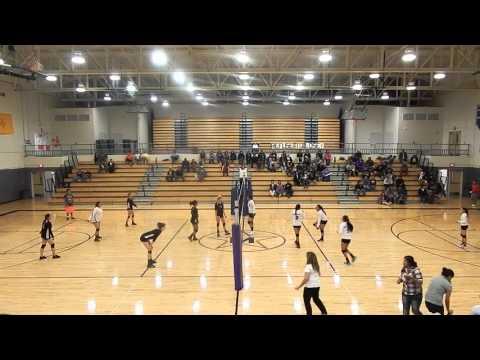 Miyamura Vs Aztec Volleyball