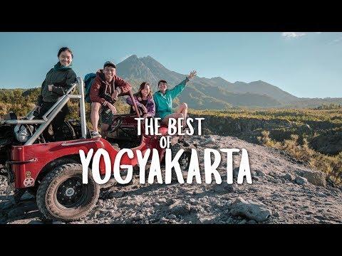 Ultimate Adventure Guide to Yogyakarta