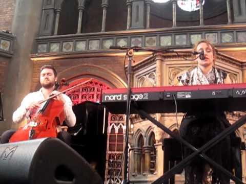 Ana Silvera - Rainbows (Live @ Daylight Music, Union Chapel, London, 28.04.12)