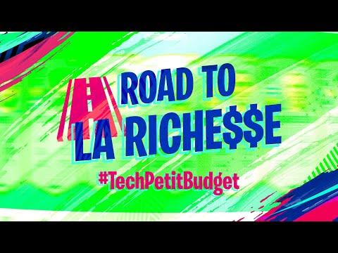 FIFA19 / ACHAT REVENTE / Road To La Riche$$e / Techs Petit Budget / FUT19 / TRADING