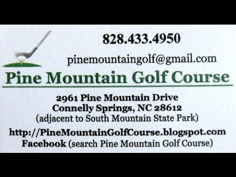 Scott, Larry, and Zeb - Valued Members at Pine Mountain Golf Course