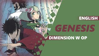 ENGLISH DIMENSION W OP - Genesis [Dima Lancaster feat. BrokeN]