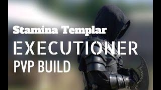 Stamina Templar PVP Build - EXECUTIONER - ESO Murkmire