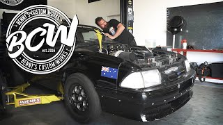 Fox Body Mustang | How to Care for a Limited Use Car