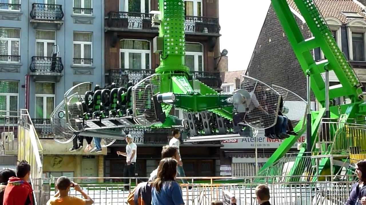 Rock roll loop fighter technical park simon foire du midi bruxelles 2011 youtube - Foire de paris 2017 exposant ...