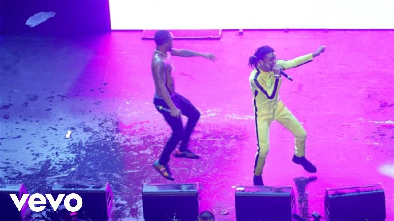 Rae Sremmurd — Swang (Live On The Honda Stage)