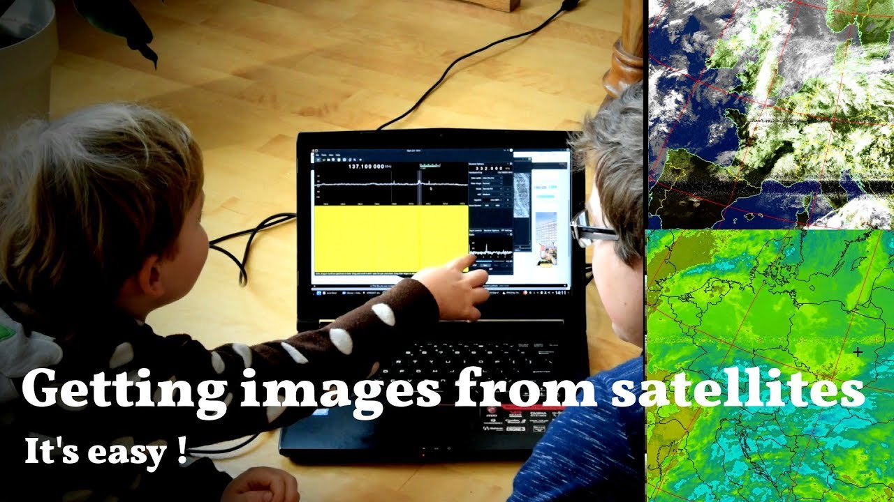 Download Hacking the TV tuner and making DIY antena to recieve weather images from satellites (NOAA)
