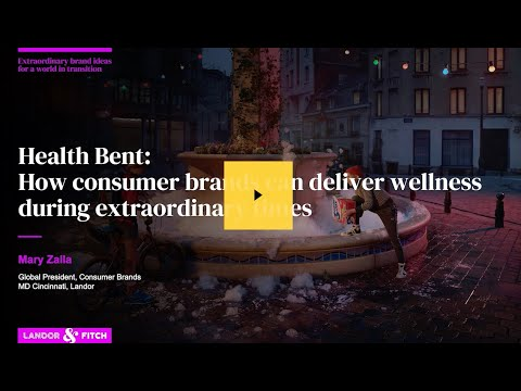 Extraordinary Webinar - How consumer brands can deliver wellness during extraordinary times