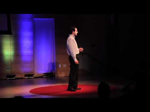 Industrial economy infrastructure, innovation economy future: Josh Broder at TEDxDirigo