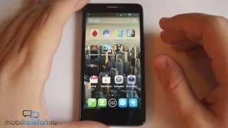 Обзор Alcatel One Touch Idol (review): тонкий и стильный смартфон